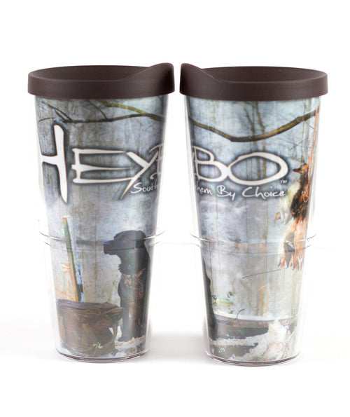 HEYBO TERVIS TUMBLER CUPS WITH LID