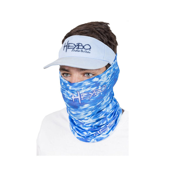 HEYBO Facemasks Aquaflage Sun Protection HEYBO - Hook 1 Outfitters/Kayak Fishing Gear