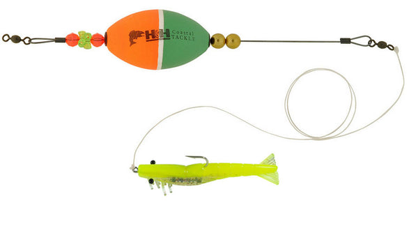 H&H Titanium Tko Float Rig  Lures - Rigs H&H Tackle - Hook 1 Outfitters/Kayak Fishing Gear