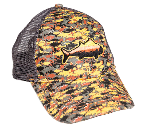 HEYBO TUNA FLAGE  Hats HEYBO - Hook 1 Outfitters/Kayak Fishing Gear