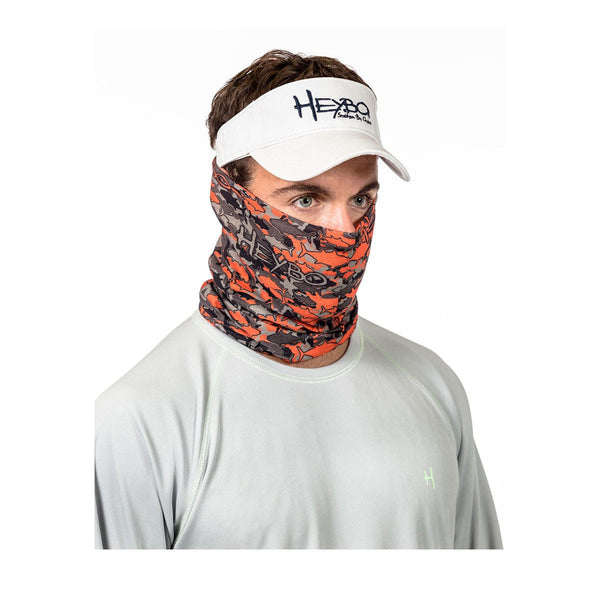 HEYBO Facemasks Tunaflage Accessories HEYBO - Hook 1 Outfitters/Kayak Fishing Gear