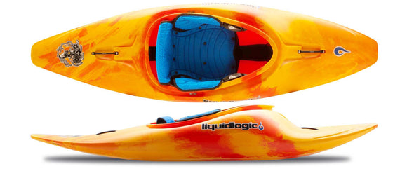 Homeslice Sunburst Kayaks Liquidlogic - Hook 1 Outfitters/Kayak Fishing Gear