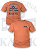 CLOSEOUT: HOOK 1 The Original Kayak Fishing Outfitter Tee  Tops Hook 1 Outfitters - Hook 1 Outfitters/Kayak Fishing Gear