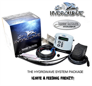 HydroWave Electronic Fishing Aid Technology - INSHORE  Fish Finders - Radios - GPS Hydrowave - Hook 1 Outfitters/Kayak Fishing Gear