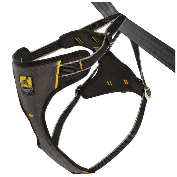 KURGO IMPACT SEATBELT HARNESS BLACK  Pet Kurgo - Hook 1 Outfitters/Kayak Fishing Gear