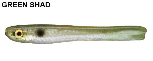 Jackall Super Crosstail Shad