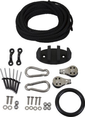 ANCHOR TROLLEY KIT  Anchoring and Accessories SEA-Lect Designs - Hook 1 Outfitters/Kayak Fishing Gear