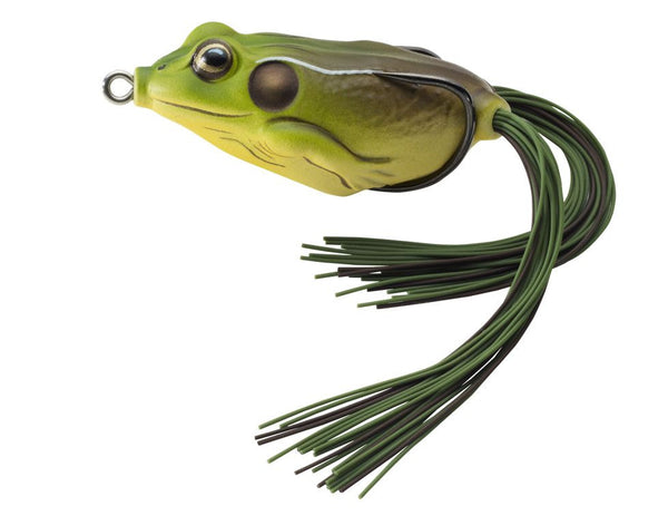Koppers Hollow Body Frog  Lures - Soft Plastics Koppers Fishing - Hook 1 Outfitters/Kayak Fishing Gear