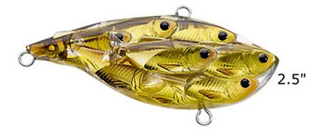 Koppers Yearling Baitball Ratt  Lures - Hard Baits Koppers Fishing - Hook 1 Outfitters/Kayak Fishing Gear