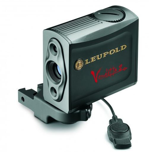 Leupold Laser Rangefinder - Vendetta 2 Black  Optics Leupold - Hook 1 Outfitters/Kayak Fishing Gear