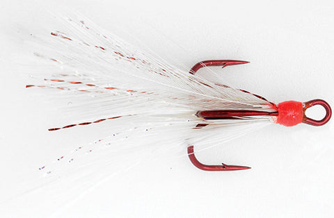 Mustad Ultra Np Feather Treble