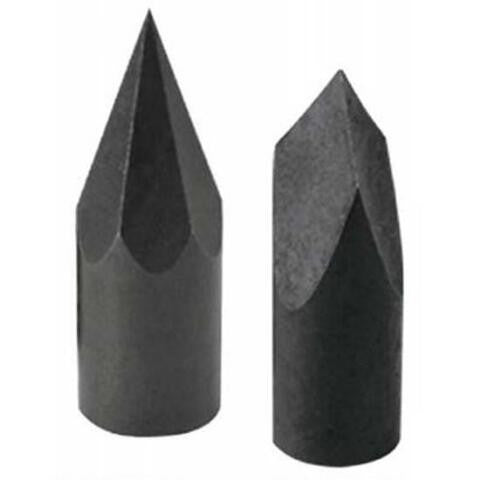 Muzzy Carp Point Tips - Replacement Tips 2Pk  Bowfishing Muzzy Archery - Hook 1 Outfitters/Kayak Fishing Gear