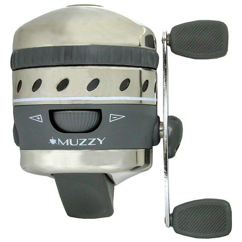 Muzzy Xd Bowfishing Reel - 150# Line Installed