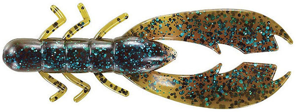 Mister Twister Poc It Craw  Lures - Soft Plastics Mister Twister - Hook 1 Outfitters/Kayak Fishing Gear