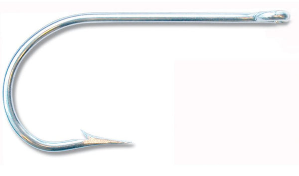 Mustad Shark Hook - Tin 10/Bx Size 12/0