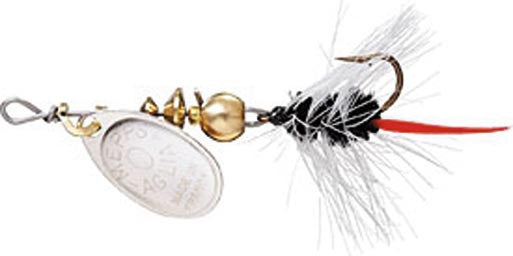 Mepps Wooly Worm Spin Flies  Lures - Flys Mepps / Sheldon'S - Hook 1 Outfitters/Kayak Fishing Gear