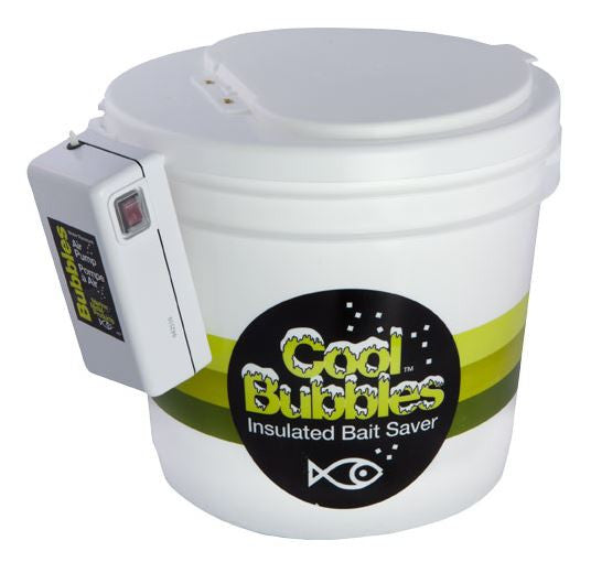 Marine Metal Cool Bubbles - 3.5 Gal Bucket/Aerator
