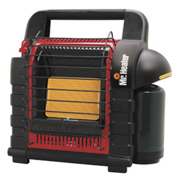 Mr Heater Mh9Bx Buddy Heater - Mh9Bx 4000-9000 Btu/Hr  Camping Mr Heater / Enerco - Hook 1 Outfitters/Kayak Fishing Gear