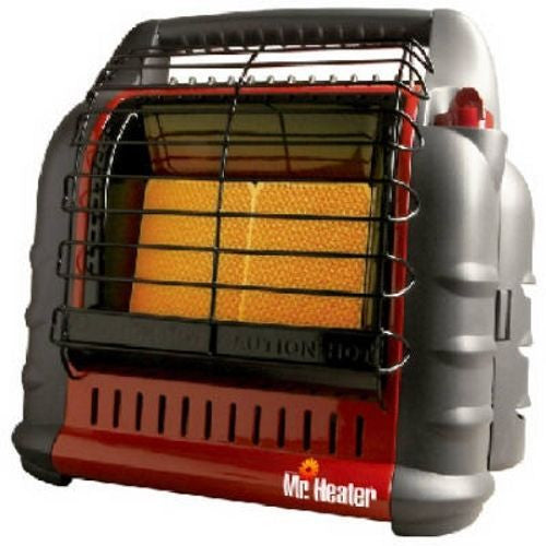 Mr Heater Big Buddy Heater - Mh18B 4000-18000 Btu/Hr  Camping Mr Heater / Enerco - Hook 1 Outfitters/Kayak Fishing Gear