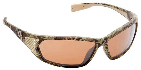 Native Polorized Eyewear - Andes Camo Max1/Black