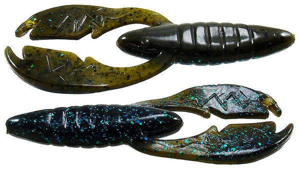 Netbait Paca Punch Craw  Lures - Soft Plastics Netbait - Hook 1 Outfitters/Kayak Fishing Gear