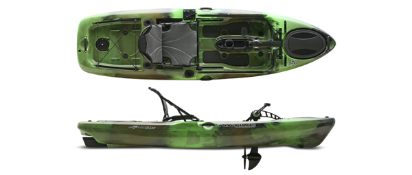 Native Watercraft - Slayer Propel 10  Kayaks Native Watercraft - Hook 1 Outfitters/Kayak Fishing Gear