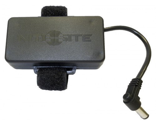 Nite Site Battery & Strap - 1.5Ah Lithium Ion Battery & St  Optics Nite Site Llc - Hook 1 Outfitters/Kayak Fishing Gear