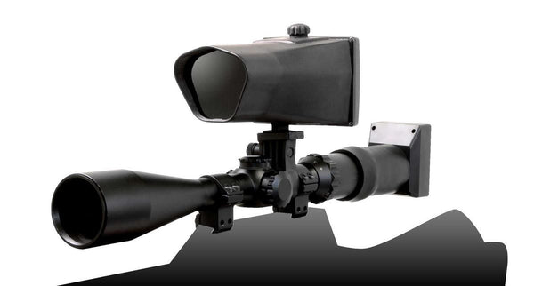 Nite Site Scope - Wolf Black  Optics Nite Site Llc - Hook 1 Outfitters/Kayak Fishing Gear