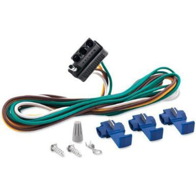 Optronics Trunk Connector - 4Ft W/Replacement Plug & Conne  Marine Optronics - Hook 1 Outfitters/Kayak Fishing Gear