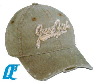 Outdoor Cap 6-Panel Cap - Just Fish Frayed Assorted