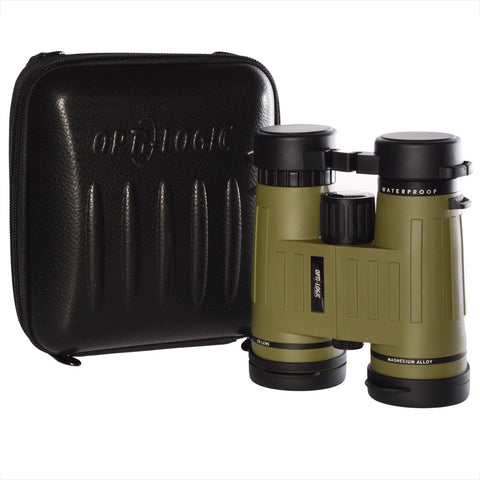 Opti-Logic 8x42 Waterproof HD Binoculars