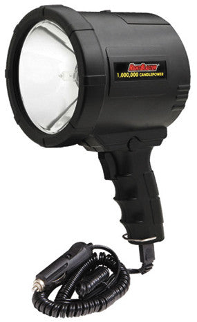 Optronics Spotlight - Nightblaster 1Mil Cp Black  Lights/Batteries Optronics - Hook 1 Outfitters/Kayak Fishing Gear