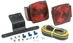 Optronics Trailer Light Kit - Submersible Over 80In  Marine Optronics - Hook 1 Outfitters/Kayak Fishing Gear