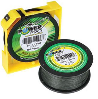 Power Pro Micro-Filament Line  Line - Braid Shimano / Power Pro - Hook 1 Outfitters/Kayak Fishing Gear