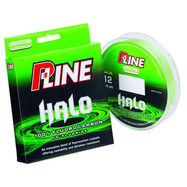 P-Line Halo Fluorocarbon Line  Line - Mono P-Line - Hook 1 Outfitters/Kayak Fishing Gear
