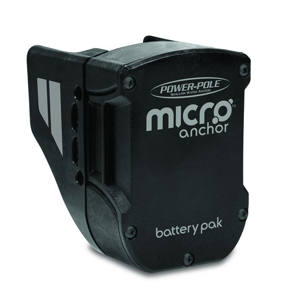 Micro Anchor Battery / Charger Combo  Anchoring and Accessories JL Marine / Power-Pole - Hook 1 Outfitters/Kayak Fishing Gear