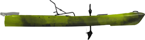 PESCADOR PILOT 12.0 SONIC CAMO Kayaks Perception - Hook 1 Outfitters/Kayak Fishing Gear