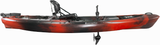 PESCADOR PILOT 12.0 RED TIGER CAMO Kayaks Perception - Hook 1 Outfitters/Kayak Fishing Gear