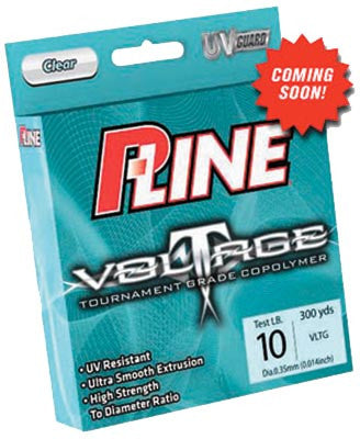 P-Line Voltage Uvguard Copolym  Line - Mono P-Line - Hook 1 Outfitters/Kayak Fishing Gear