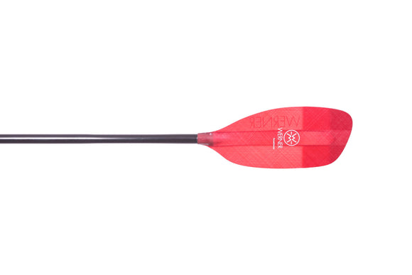 POWERHOUSE 194cm / 1pc Bent Standard Diameter R30 / RED Paddle Werner Paddles - Hook 1 Outfitters/Kayak Fishing Gear