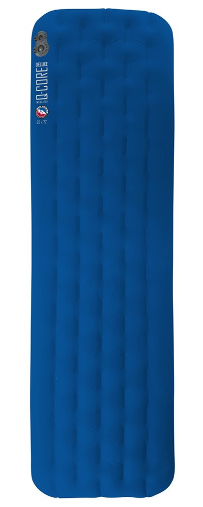 Q-Core Deluxe  Sleeping Pads Big Agnes - Hook 1 Outfitters/Kayak Fishing Gear