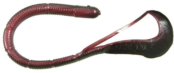 Strike King Rage Thumper Worm  Lures - Soft Plastics Strike King - Hook 1 Outfitters/Kayak Fishing Gear