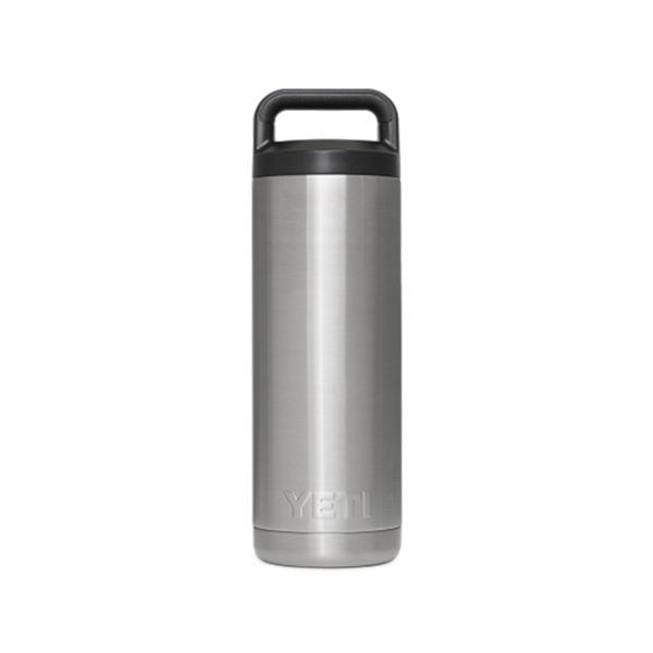 18oz Bottle Stainless Steel Rambler  Cooler Yeti - Hook 1 Outfitters/Kayak Fishing Gear