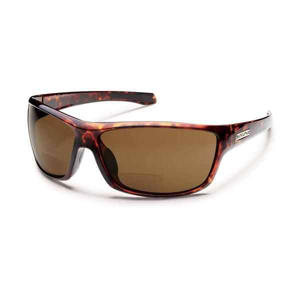CONDUCTOR 2.00 TORTOISE FRAME WITH BROWN POLARIZED POLYCARBONATE LENS Eyewear/Accessories Suncloud - Hook 1 Outfitters/Kayak Fishing Gear