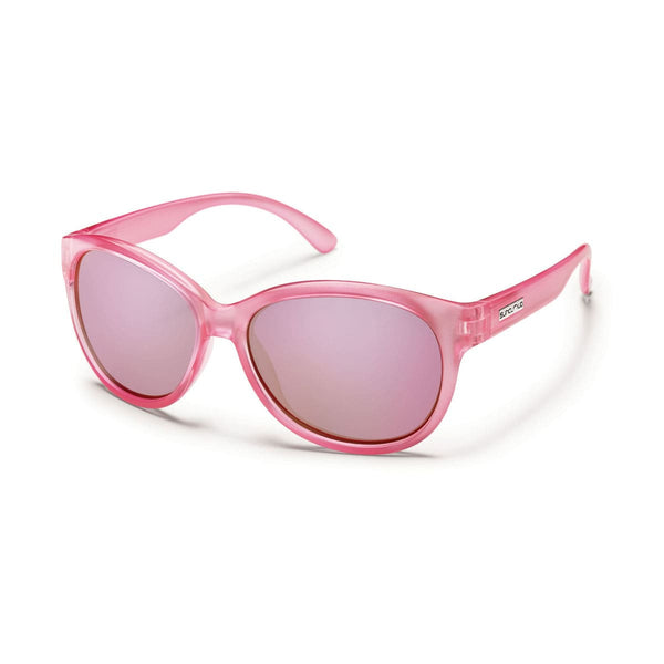 CATNIP PINK BACKPAINT FRAME WITH PINK MIRROR POLARIZED POLYCARBONATE LENS Eyewear/Accessories Suncloud - Hook 1 Outfitters/Kayak Fishing Gear