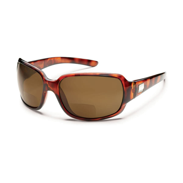 COOKIE 2.00 TORTOISE FRAME WITH BROWN POLARIZED POLYCARBONATE LENS Eyewear/Accessories Suncloud - Hook 1 Outfitters/Kayak Fishing Gear