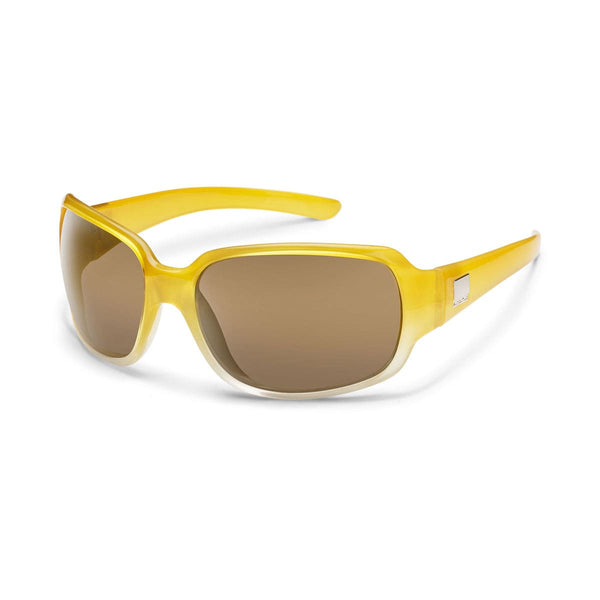 COOKIE YELLOW FADE FRAME WITH SIENNA MIRROR POLARIZED POLYCARBONATE LENS Eyewear/Accessories Suncloud - Hook 1 Outfitters/Kayak Fishing Gear