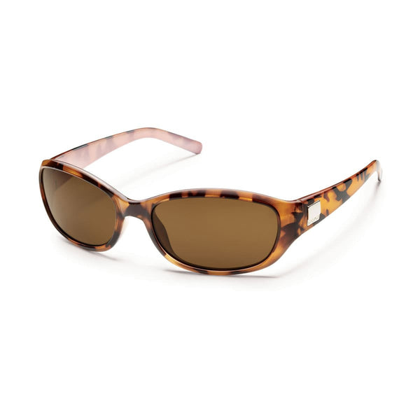 IRIS TORTOISE BACKPAINT FRAME WITH BROWN POLARIZED POLYCARBONATE LENS Eyewear/Accessories Suncloud - Hook 1 Outfitters/Kayak Fishing Gear