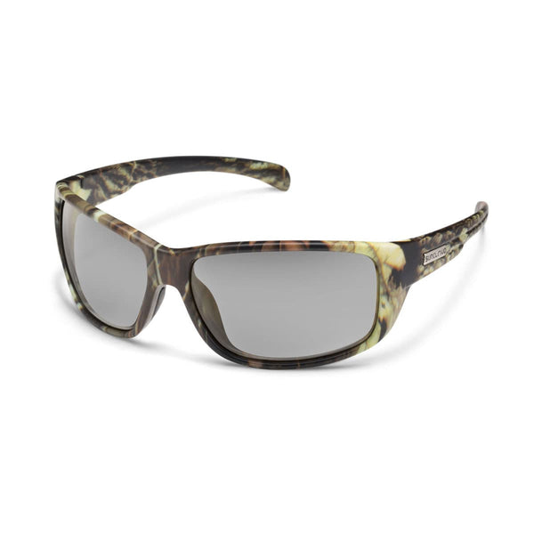 MILESTONE MATTE CAMO FRAME WITH GRAY POLARIZED POLYCARBONATE LENS Eyewear/Accessories Suncloud - Hook 1 Outfitters/Kayak Fishing Gear