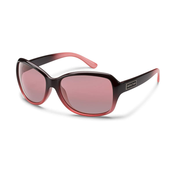 MOSAIC BLACK FADE FRAME WITH ROSE POLARIZED POLYCARBONATE LENS Eyewear/Accessories Suncloud - Hook 1 Outfitters/Kayak Fishing Gear